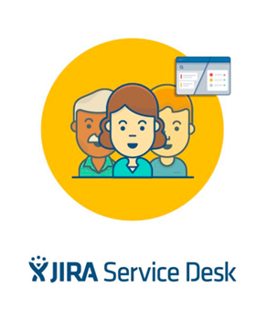 JIRA Service Desk - Applikationen